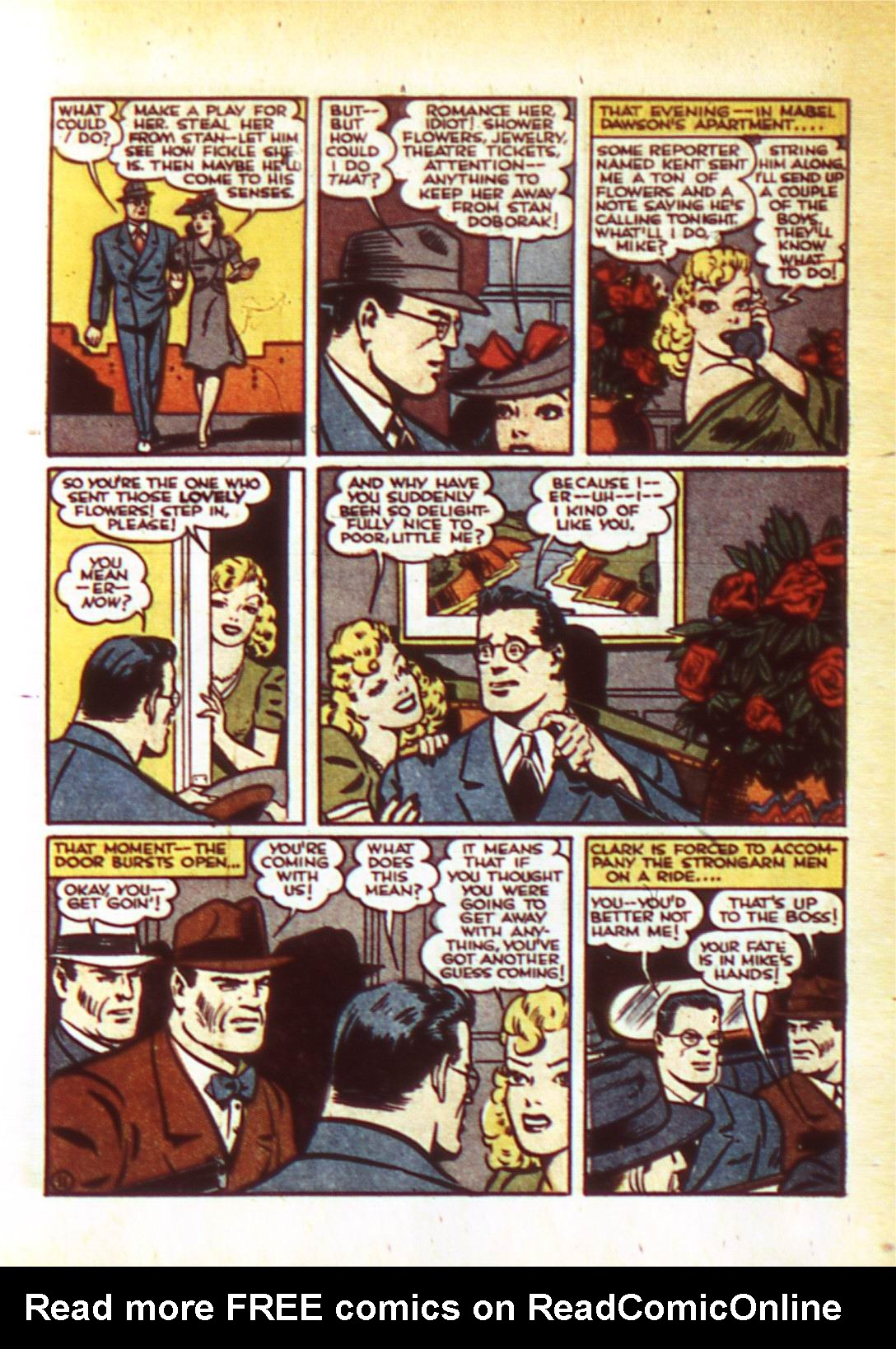 Read online Action Comics (1938) comic -  Issue #50 - 15