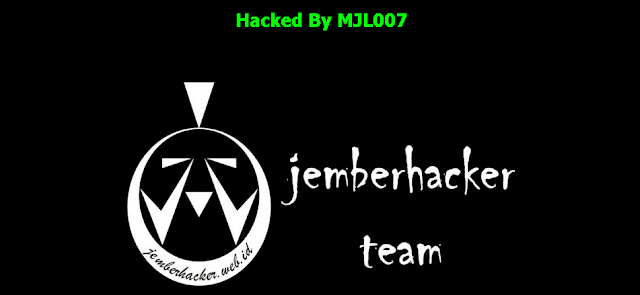 Payback, Indonesian president website defaced