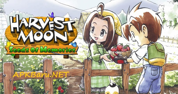 HARVEST MOON:Seeds Of Memories v1.0 Mod Apk + Data