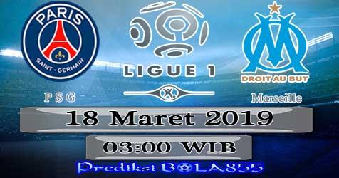 Prediksi Bola855 Paris Saint Germain vs Marseille 18 Maret 2019