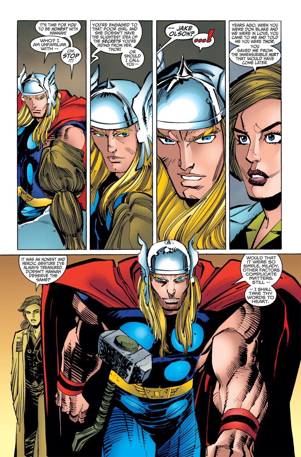 Thor (1998) Issue #12 #13 - English 10
