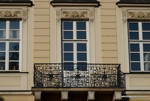 Warszawa Warsaw kamienica architektura