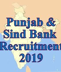 Punjab & Sind Bank Recruitment 2019 | For Clerk(SWO-A) Posts