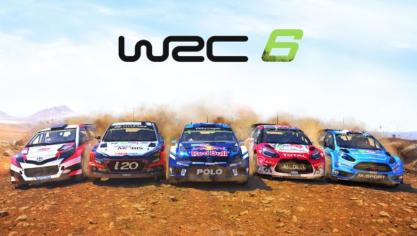 WRC 6 FIA World Rally Championship MULTi RePack Free Download
