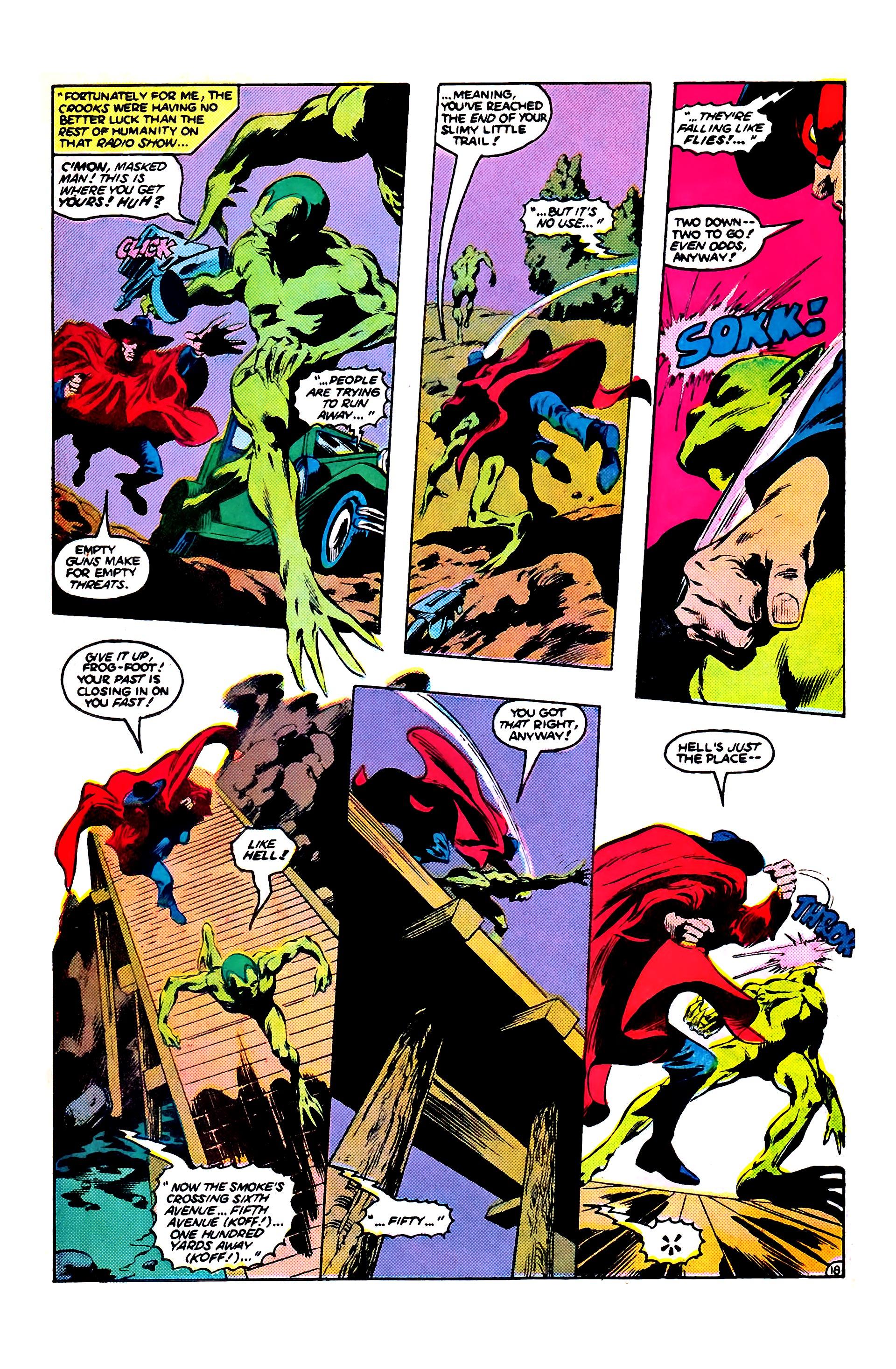 Read online Secret Origins (1986) comic -  Issue #5 - 26