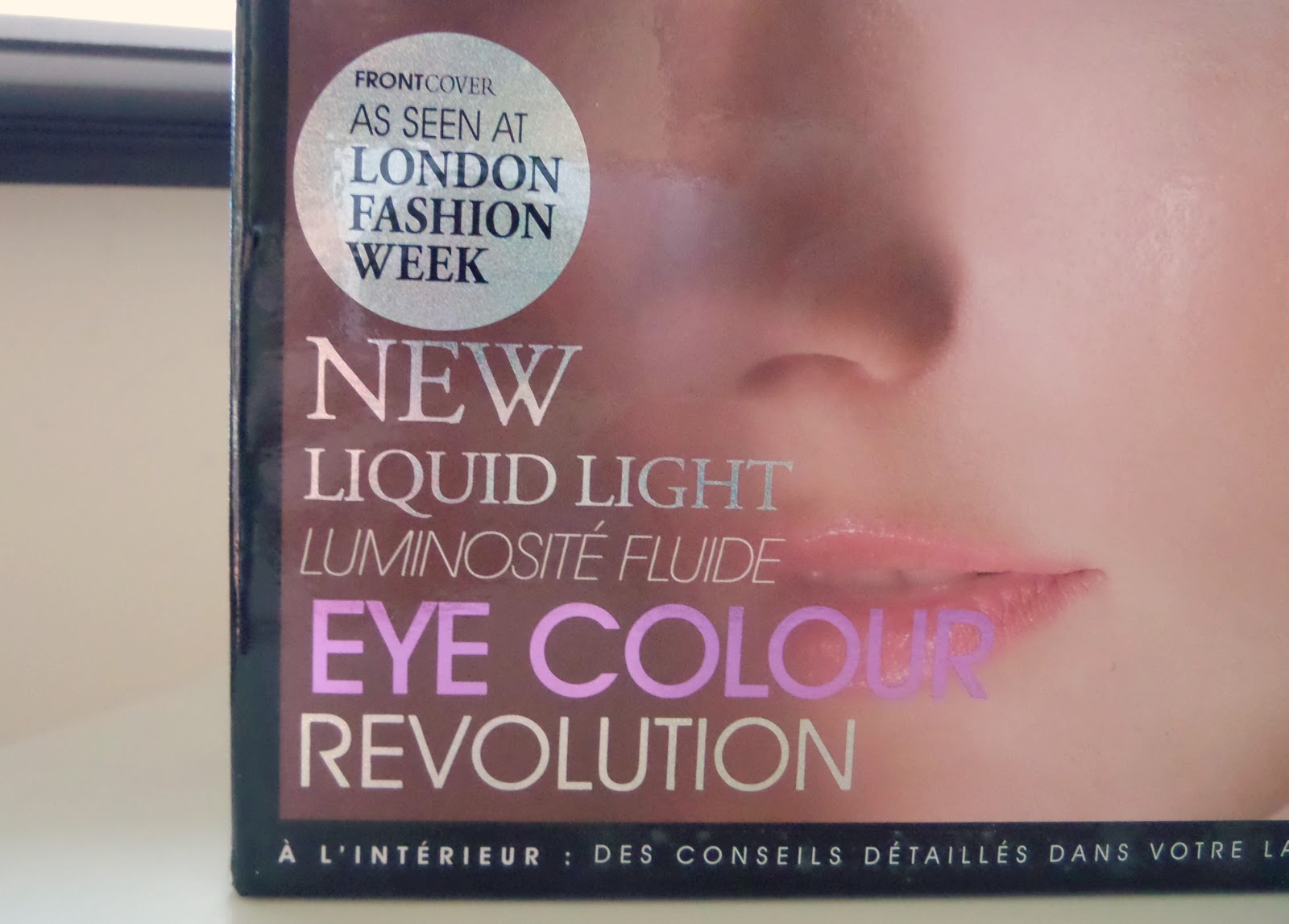 Front Cover Eye Colour Revolution  Set