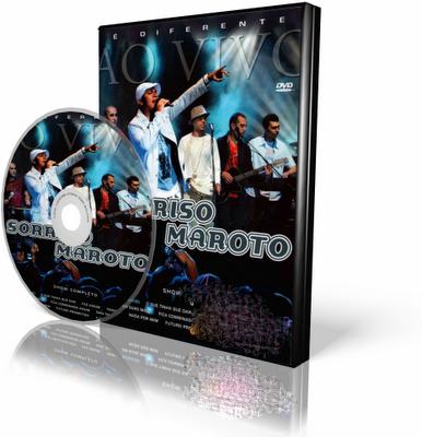 DVD Sorriso Maroto – É Diferente (2007)