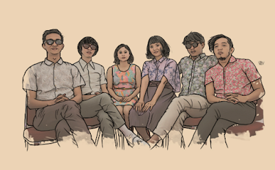 """White Shoes & The Couples Company - Masa Remadja"""