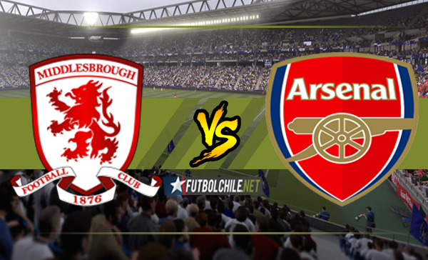 Ver stream hd youtube facebook movil android ios iphone table ipad windows mac linux resultado en vivo, online: Middlesbrough vs Arsenal