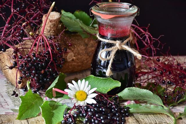 Aplica aceite de sauco para eliminar la inflamación