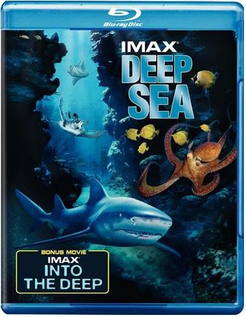 Imax Deep Sea Nature Documentary Film on Blu-ray