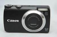 Jual Kamera Canon a3300is Seken
