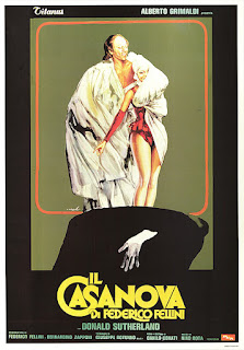 Watch Fellini's Casanova (Il Casanova di Federico Fellini) (1976) movie free online