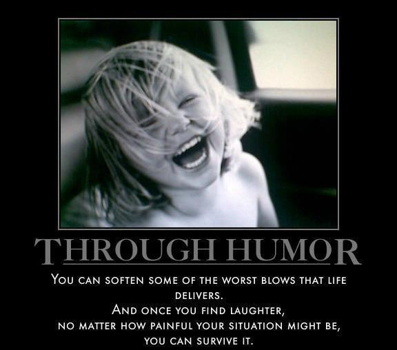 Thoughts Laughter Best Medicine