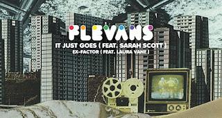 It Just goes / Ex-Factor von Flevans | SOTD Funky Shizzle Musik Tipp im Stream