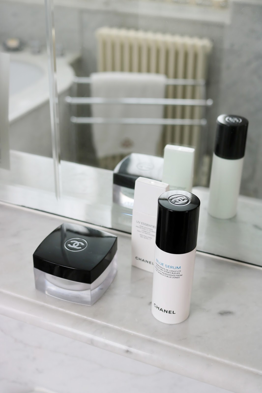Chanel skincare products