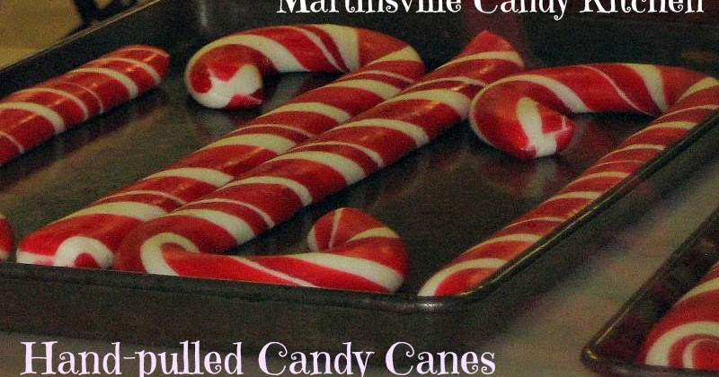 Martinsville Candy Kitchen Menu