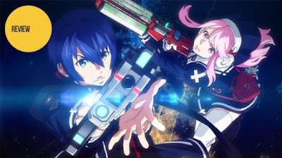 Gunslinger Stratos The Animation