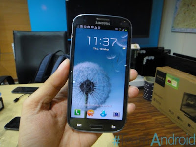 Cara Install ClockworkMod Touch Recovery 6.0.1.2 Pada Samsung Galaxy S3 I9300