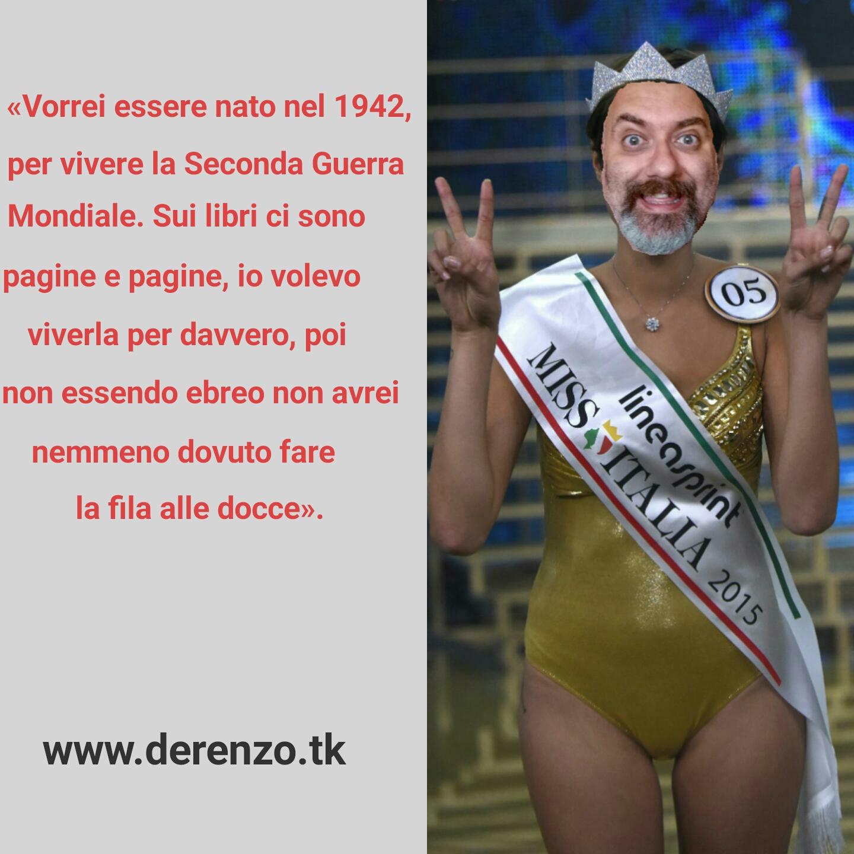 Top De Renzo Domenico Dante: Miss Italia 2015 - Misscappa da ridere RS25