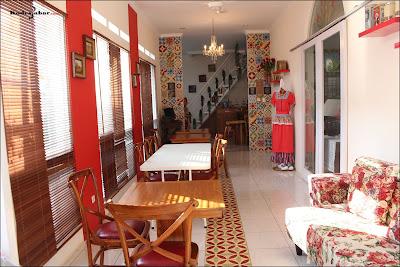 Tempat makan Cafe Rumah Belanda Maribaya
