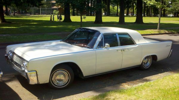 Daily Turismo: 5k: Suicidal Tendencies: 1962 Lincoln