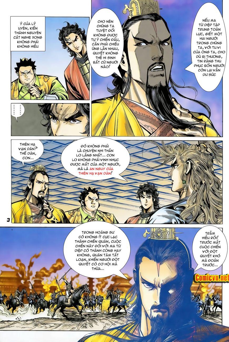 Đại Đường Uy Long chapter 73 trang 3