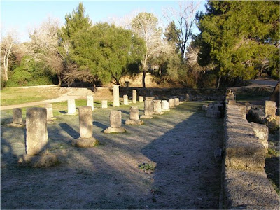 Ancient Olympia to get a facelift