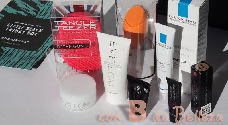 Lookfantastic beautybox blogger