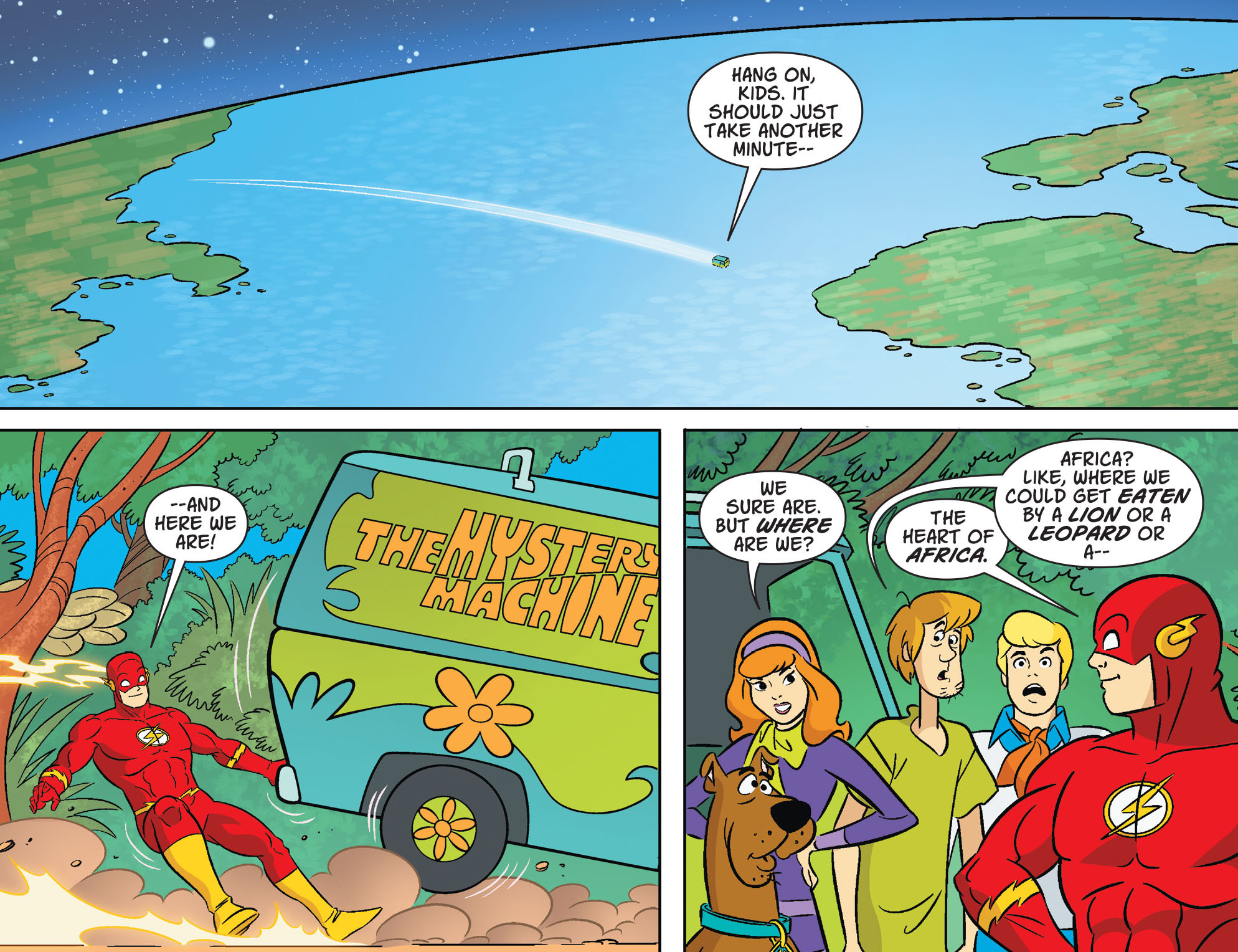 Read online Scooby-Doo! Team-Up comic -  Issue #29 - 11