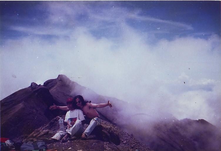ARUS: Gunung Singgalang