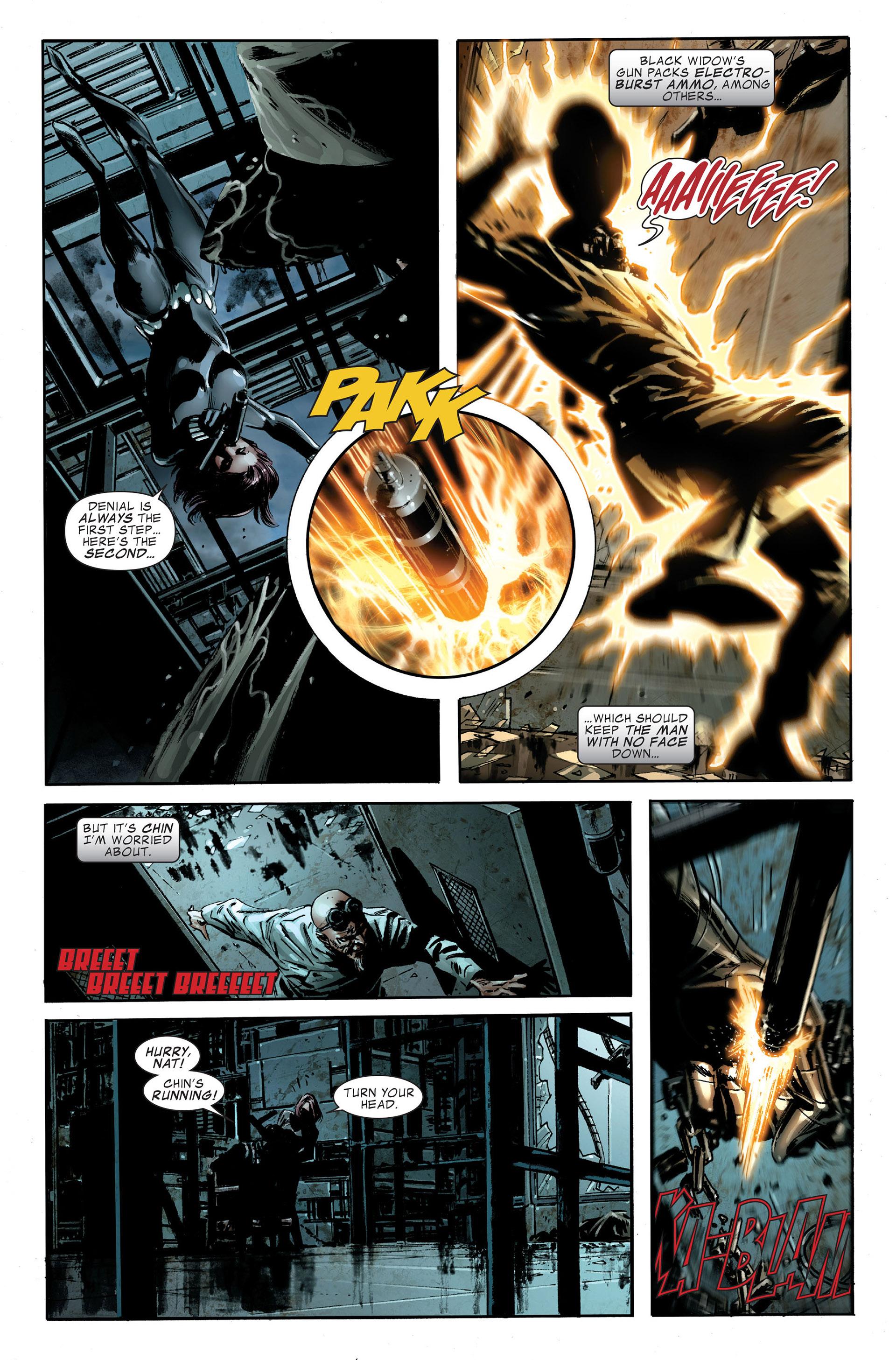 Read online Captain America (2005) comic -  Issue #48 - 9