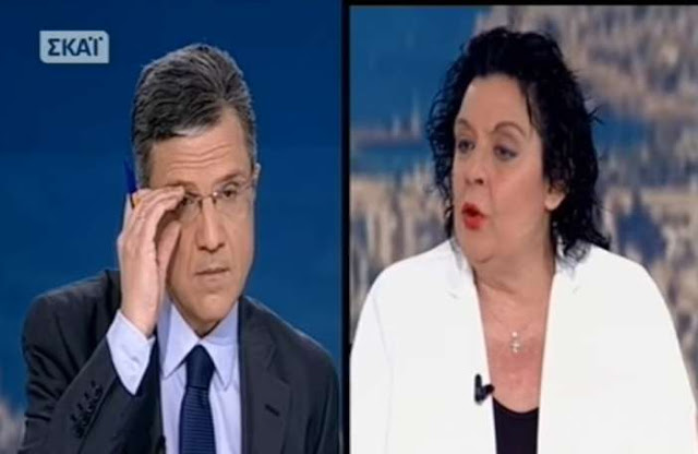 Ωρα 08:48!Χαμός στον ΣΚΑΙ! Τι μας λες καλέ… Όταν έτρεχες για τους βομβαρδισμούς στη Σερβία και έφτιαχνες την πολιτική σου καριέρα ήταν ωραία;