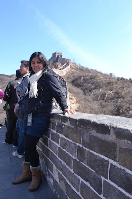 tembok cina great wall of china