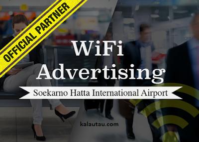 kalautau.com - WiFi Bandara Soekarno Hatta tercepat didunia