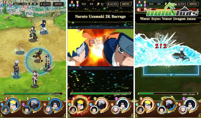Permalink to NARUTO SHIPPUDEN: Ultimate Ninja Blazing (Japan) | v2.11.0 Mod Apk