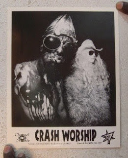 CRASH WORSHIP