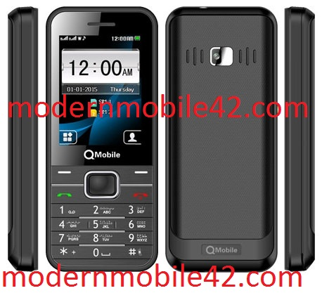 qmobile power 6 flash file