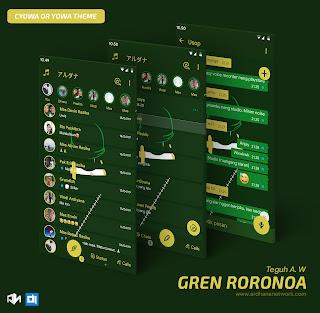 Green Roronoa