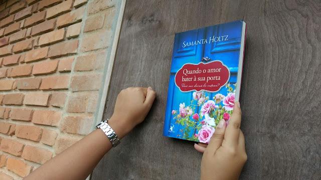 Resenha Livro Quando o amor bater à sua porta