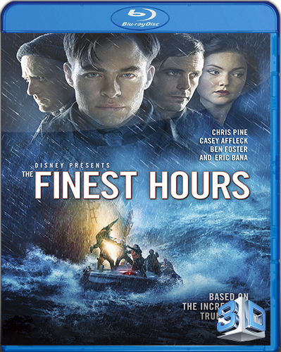 The Finest Hours [2016] [BD50] [Latino] [3D]