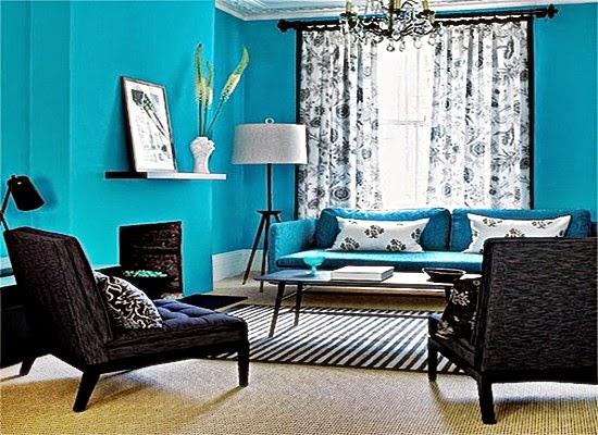 tips memilih cat warna ruang tamu yang tepat terbaik