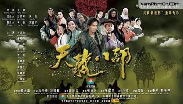 Tân Thiên Long Bát Bộ - Images 2