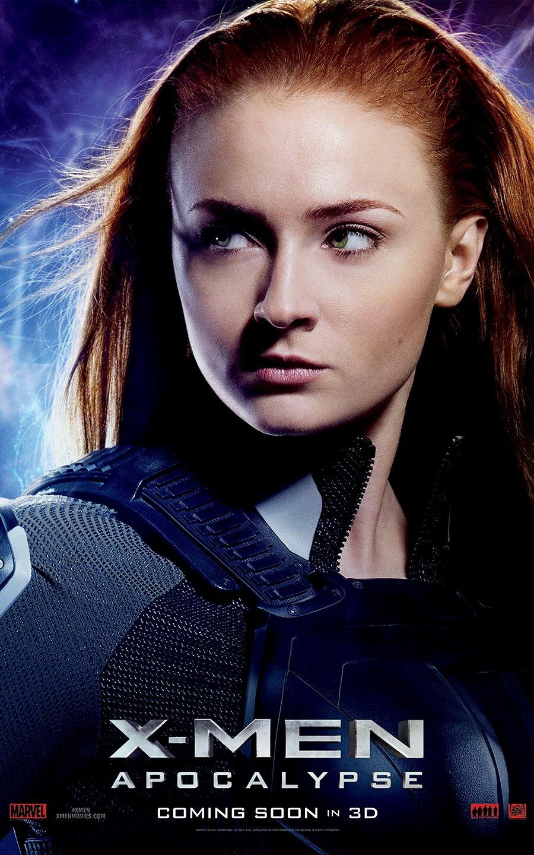 X-Men: Apocalypse pósters