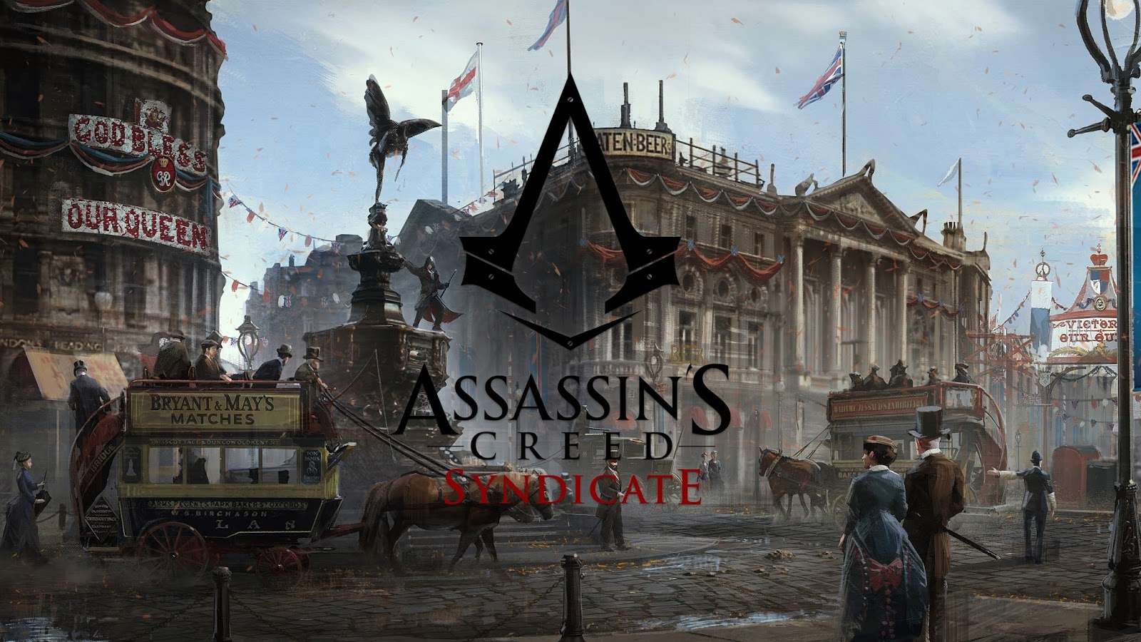 Assassins Creed Syndicate Wallpaper Hd