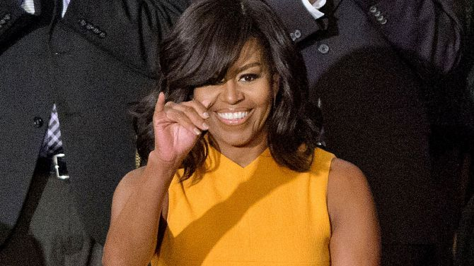 Michelle Obama Hosts White House Screening for CNN's 'We Will Rise' Documentary