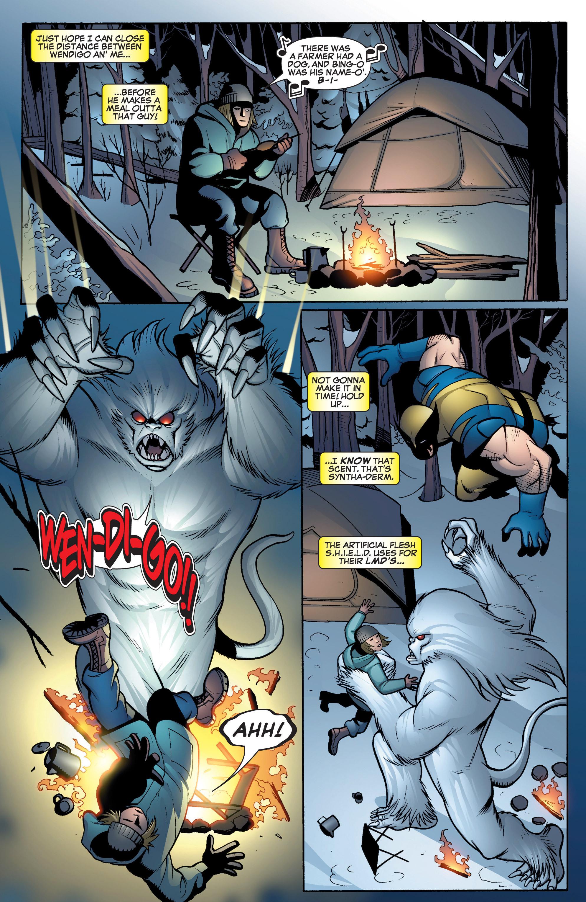 Read online She-Hulk (2005) comic -  Issue #16 - 4