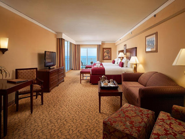 Plaza Resort & Spa - Daytona Beach: quarto