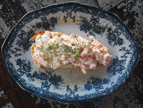 danish seafood salad