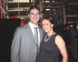 Joe und Maddie Mauer